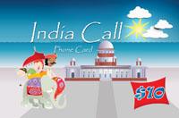 India Call $10